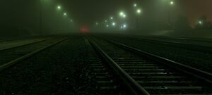 Broken Hill - Night Fog 9
