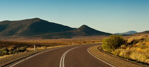 Flinders Ranges South Australia - Road